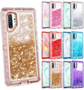 Liquid Glitter Shockproof Case For Samsung Galaxy Note 10/Note 10 Plus