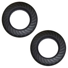 "Two Go-Ped Go-Active 6"" Hard Rubber Tires for Mach 12 or 3-Spoke Type Wheel"