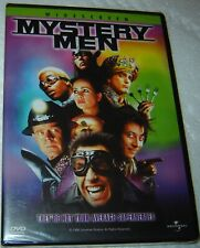 Mystery Men (Dvd, 2000, Widescreen), New And Sealed, Region 1, With Hank Azaria