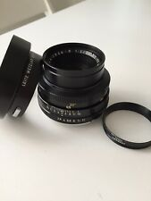 Leica Summicron R 50mm f2 Very Good Conditions !!