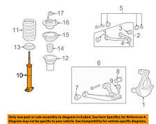 GM OEM Front Suspension-Strut 19353951