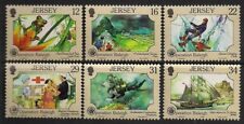Great Britain-Jersey Stamp - Operation Raleigh Stamp - Nh