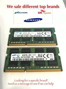 16GB RAM MEMORY Compatible with Dell Latitude 14 5000 Series (E5540) ((2x8GB))