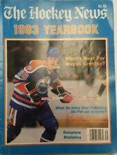 THE HOCKEY NEWS 1983 YEARBOOK WAYNE GRETZKY