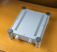 RD2607 Rounded corners full Aluminum Enclosure case/Power amp box/DIY chassis