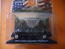 Greenlight: Barack Obama Green Machine: 2009 Cadillac Limousine - The Beast Limo