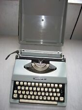 "Refurbished Royal Signet Portable Manual Typewriter, 9"" carriage, case, warranty"