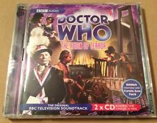 Doctor Who - The Reign of Terror BBC Soundtrack 2 x CDs William Hartnell MINT