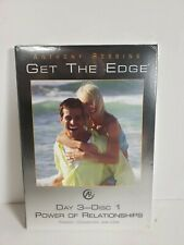 Anthony Robbins Get the Edge Day 3 Disc 1 Power of Relationships CD