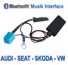 Bluetooth de adaptador mp3 para AUDI Chorus Concert 2 1 2 VW MFD Beta Gamma
