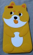 NEW Iphone 6 6s cute Corgi Dog Puppy Animal cartoon silicone phone case