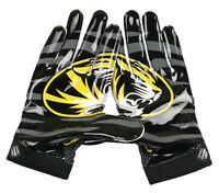 NIKE Missouri Tigers Superbad 4.5 Football Receiver Gloves sz 2XL XX-Large Black