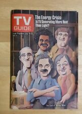 TV Guide July 16-22 1977 The Cast of Barney Miller Cover  New Hampshire Edition