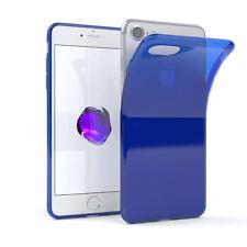ULTRA Slim Cover per Apple iPhone 8/7 Case in TPU Custodia in Silicone Blu