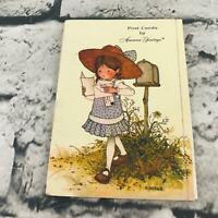 Holly Hobby Vintage Postcard Book By American Greetings 8 Remaining