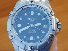 Mens Rare 90s Vintage Retro Swiss Tissot PR100 P363/463 100m Divers Sports Watch