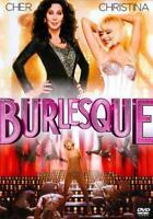 BURLESQUE NEW DVD
