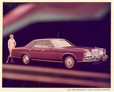 1975 Ford LTD Brougham ORIGINAL Factory Photo ab3660-PE36RM