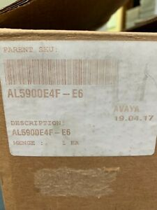 Avaya 5952GTS-PWR+ AL5900A4F-E6 Managed 10/100/1000 48 Port POE Layer 3 Switch