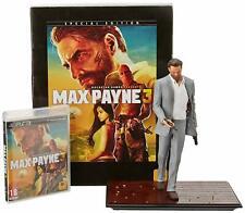 PS3 MAX PAYNE 3 SPECIAL EDITION EDIZIONE ITALIANA