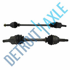 Front Left & Right 1992-2003 Ford Escort CV Drive Axle Shaft - A/T - USA Made
