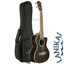 Lanikai ZR-CET Ziricote Series Tenor Acoustic Electric Ukulele w/ Gig Bag