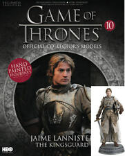 Game Of Thrones GOT Official Collectors Models #10 Jaime Lannister Königsgard