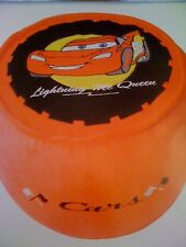 Disney Lightning McQueen Inflatable Pouf/Stool