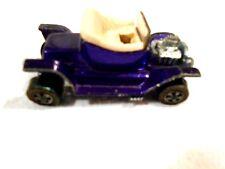 Mattel Hot Wheel Red Line Hot Heap-Purple