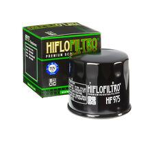 SUZUKI AN650 BURGMAN (2003 a 2016) Filtro olio HIFLOFILTRO Premium (HF975)