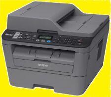 Brother MFC-L2700DW Printer -- NEW ! -- w/ NEW Toner & NEW Drum !!!