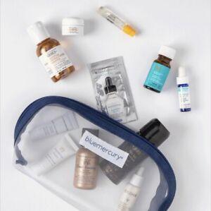 Assorted 11pc Deluxe Skincare Beauty Bag Set~ Kielhs, La Mer, Caudalie, Oribe