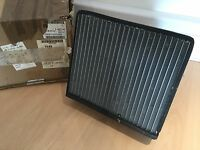 BNIB GENUINE VAUXHALL CORSA C AIR CONDITIONING EVAPORATOR / AIR CON RADIATOR
