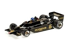 Minichamps 1:18 John Player Lotus Ford 79 - F1 GP 1978 - #6 Ronnie Peterson