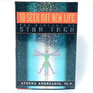 The Biology of Star Trek - To Seek Out New Life Book by Athena Andreadis 1998