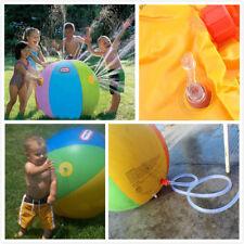 ALL'aperto Giocattoli gonfiabile acqua estate Pallone da Spiaggia PRATO PALLINA