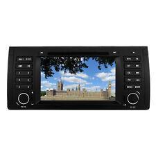 """BMW E39 X5 E53 M5 E38 HD 7"""" Car DVD CD Player Stereo GPS Navi Radio Bluetooth"""