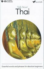Talk Now! Learn Thai, CD-ROM Language Learning Series