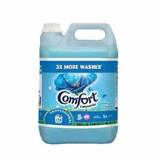 More details for comfort professional concentrated fabric softener original 5l pack of 2 750
