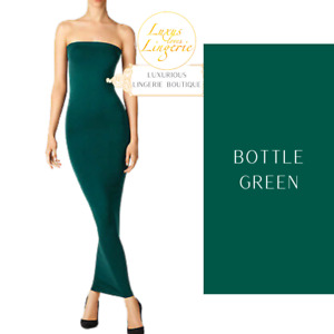 FATAL DRESS by Wolford ✨ XS Extra Small Bottle Green Grün ✨ Rock Top