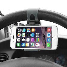 1 x neuf universel téléphone mobile-pda voiture volant mount holder cradle