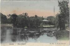 Oostende ostende Parc Léopold 1904
