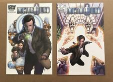 Doctor Who 1-14 IDW 11th Doctor