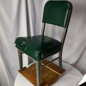2 EA. Steelcase Tanker Chair vintage  Industrial Office Chairrare