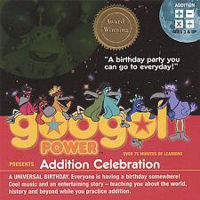 Googol Power: Addition Celebration