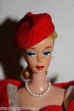 "Vintage Barbie Ponytail # 4 in ""Red Flare"""