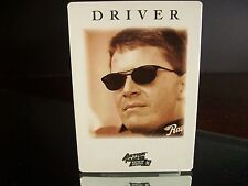 Jeff Burton #8 Raybestos Brakes Action Packed Winston Cup Country 1995 Card #83