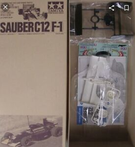 NEW BOXED 1/10 F103 F-1 RC F1 TAMIYA CHAMPION SAUBER C12 BODY PARTS SET RARE