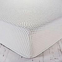 !!! Firm blue foam MATTRESS  WITH ZIPPED COVER EASY TO REMOVE & WASH