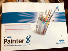 Corel Painter 8 Ultimate Sketching Painting Tool With Code No box Windows/MAC?
